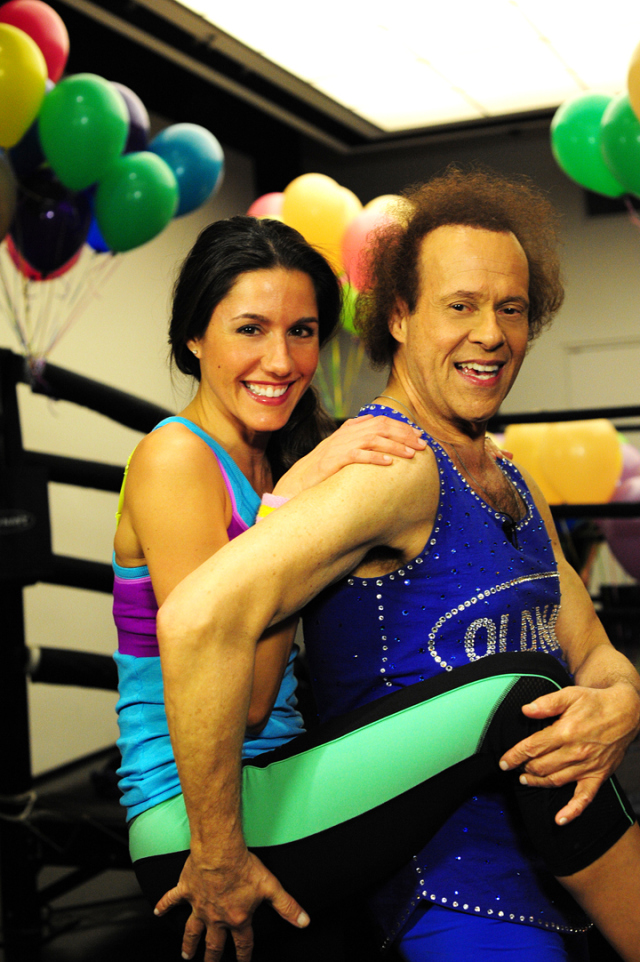 Richard Simmons Get fit