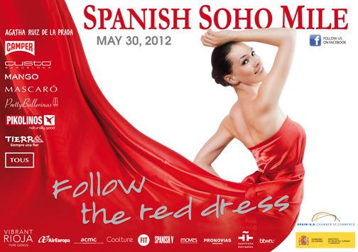 Spanish Soho mile host
