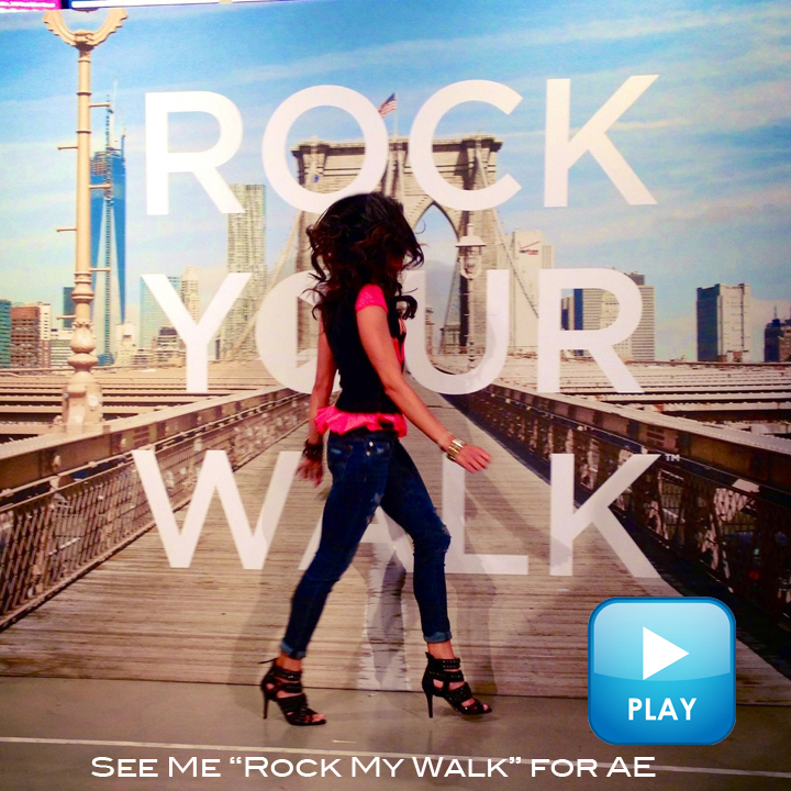 AE rock your walk