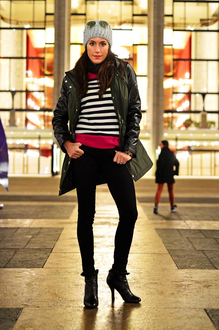 Lincoln Center Fashion