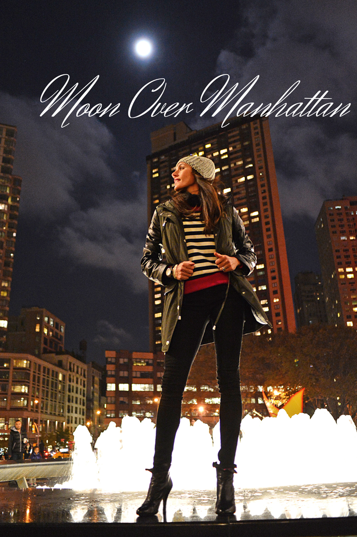 Manhattan fashion