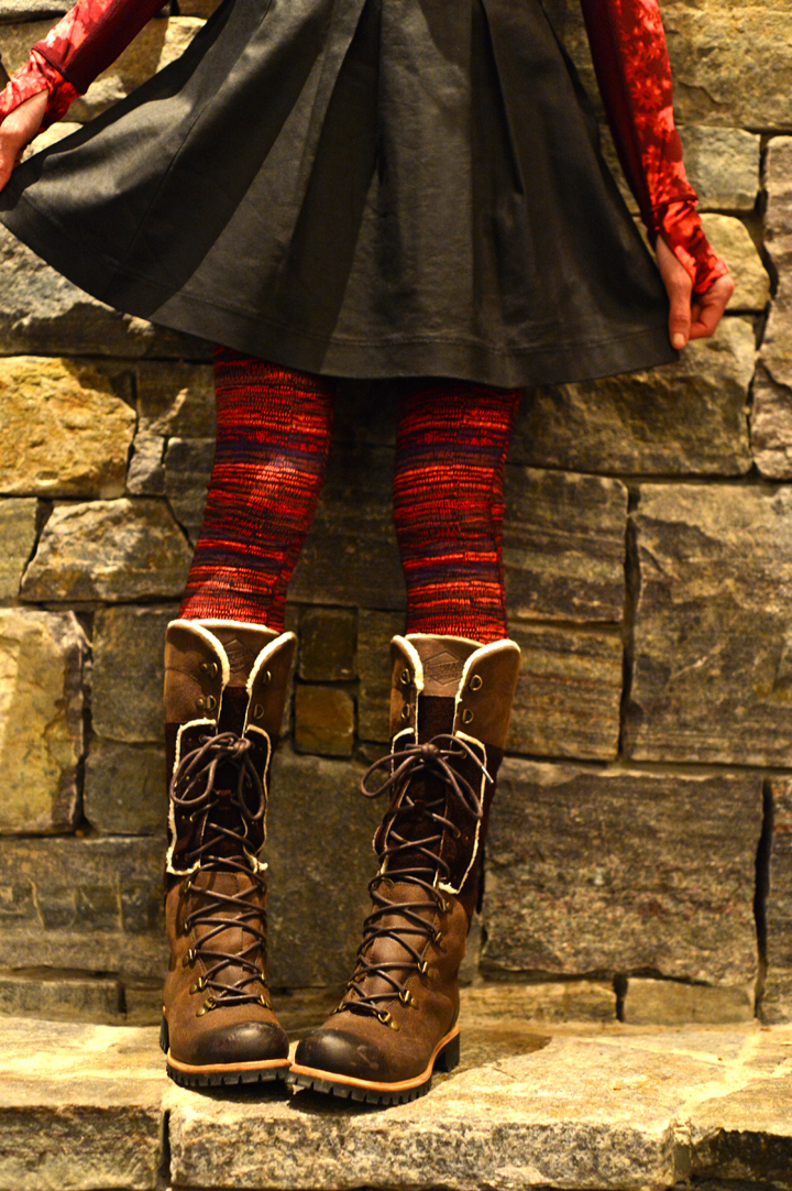 timberland Alpine boots
