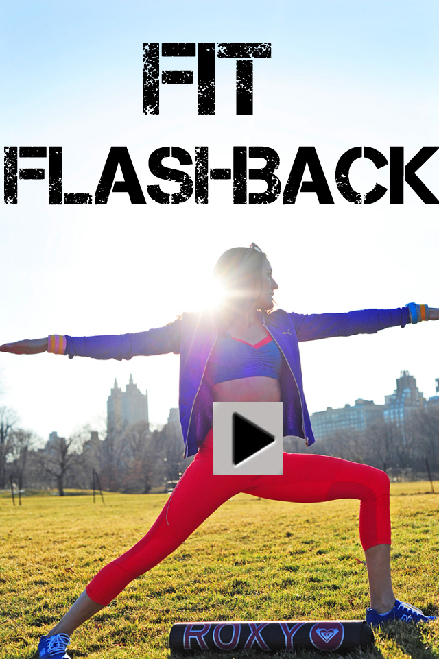 Fitness flashback
