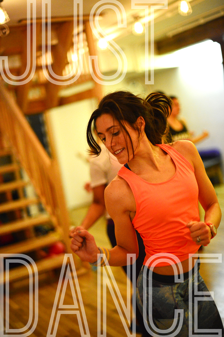 Cardio Dance class