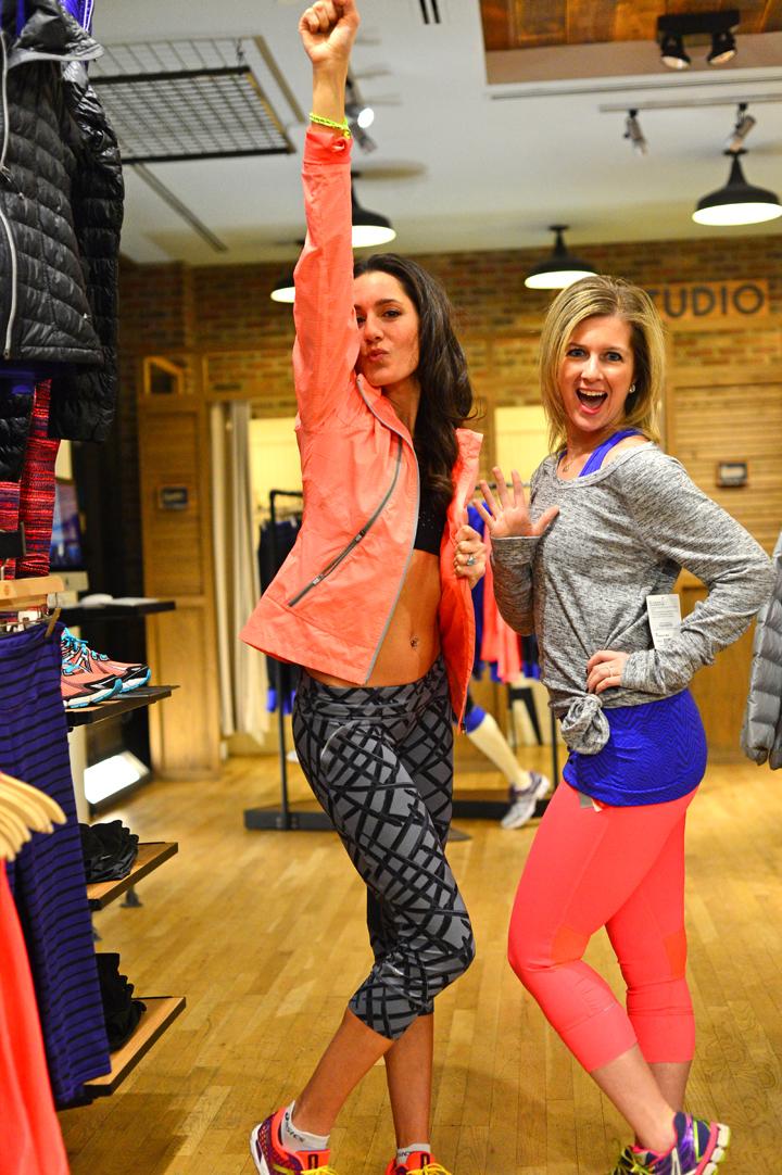 Fitness Meets fashion