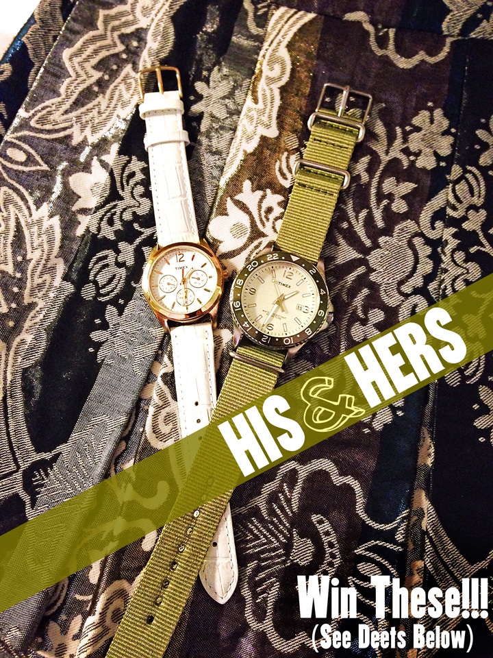 timex giveaway