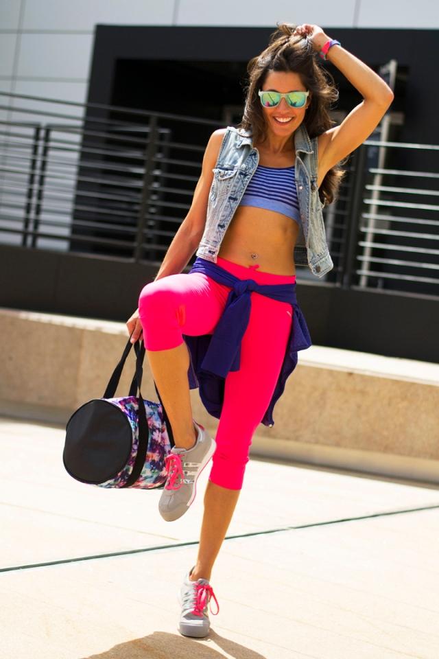 athleta fashion week