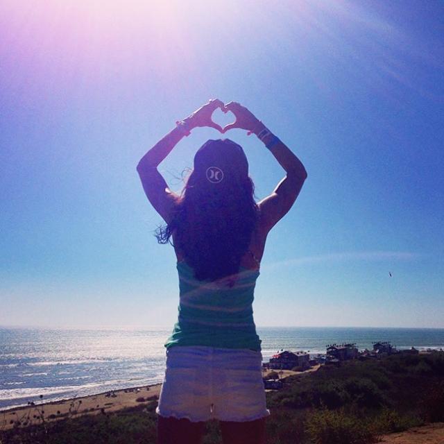 heart surf