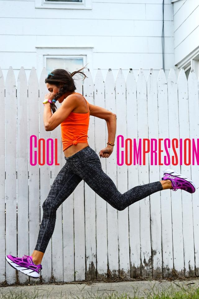 compression tights